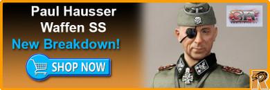 Paul Hasser Waffen SS