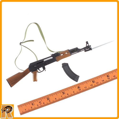 PLA Sino-Vietnamese War - AK47 Assault Rifle - 1/6 Scale -