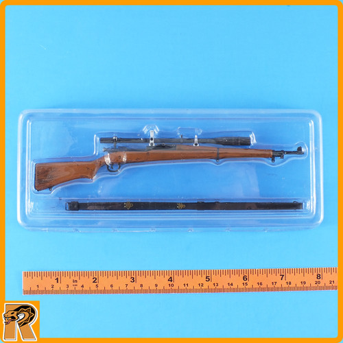 US M1903 Sniper Rifle Set -1/6 Scale - New in Box