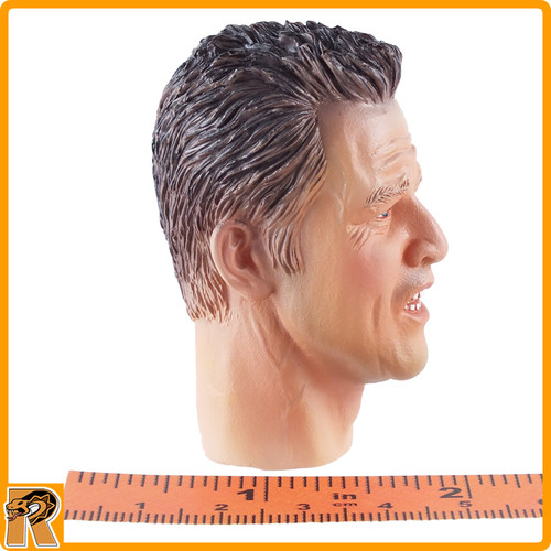 60047 US Heads - Head w/ Open Mouth #1  - 1/6 Scale -