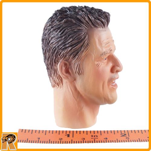 60047 US Heads - Head w/ Open Mouth #1  - 1/6 Scale -