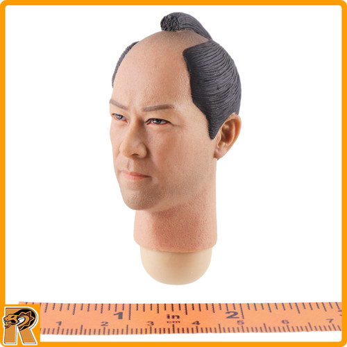 Japan's First Soldier Sanada - Head w/ Neck Joint - 1/6 Scale -