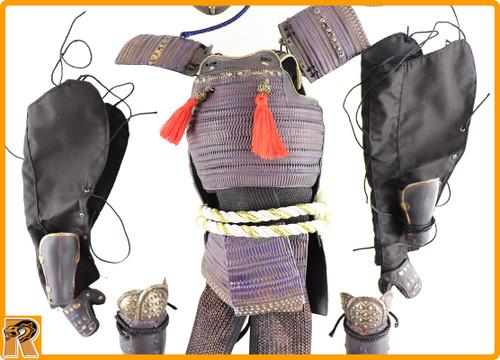 Satsuma Leader Xixiang - Full Armor Set - 1/6 Scale -