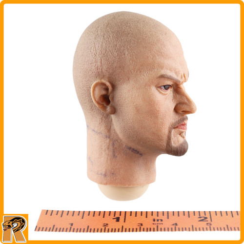 Satsuma Leader Xixiang - Head w/ Neck Joint - 1/6 Scale -