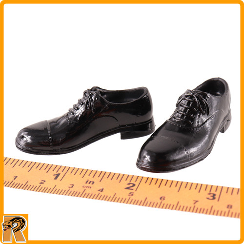 Black Dress Pants #2-1//6 Scale Royal Agent James AFS Action Figures