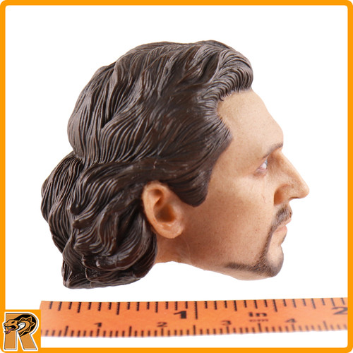King Henry V - Head w/ Beard #1 - 1/6 Scale -