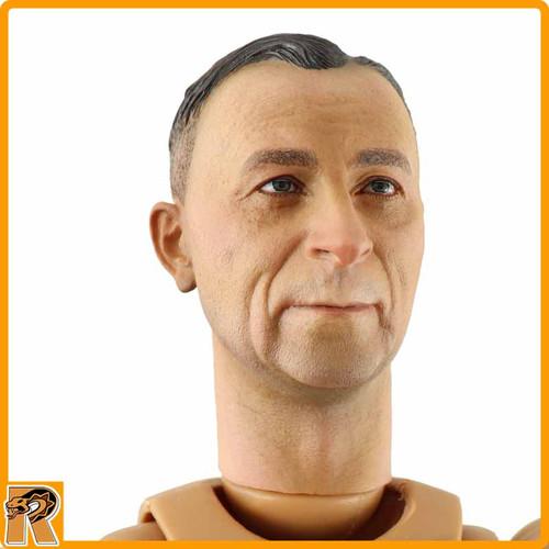Paul Hausser Waffen SS - Nude Figure - 1/6 Scale -