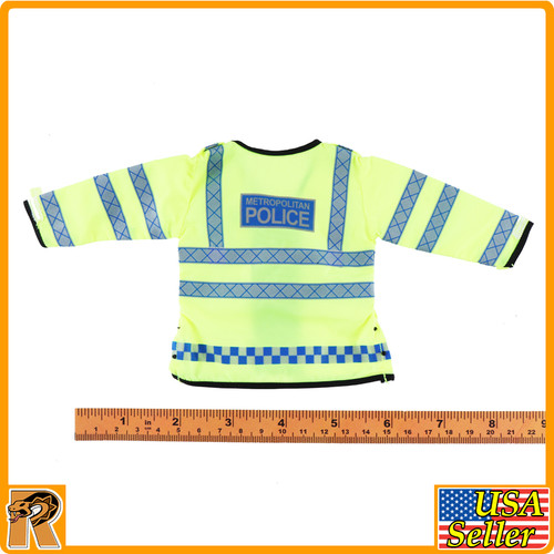 Metropolitan Police Female Officer - Safety Jacket #2 - 1/6 Scale -