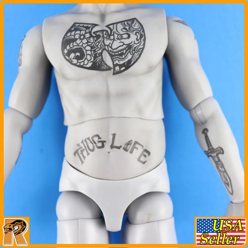 Caucasian Nude Body #1-1//6 Scale Damtoys Ac Gangsters Kingdom Vincent /& Kerr