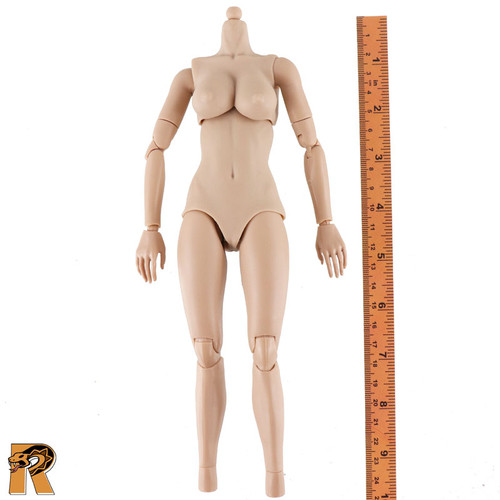 Play Girl Play Company - Female Nude Body - 1/6 Scale