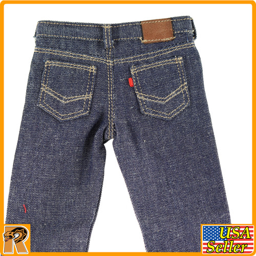XM005 - Blue Jeans Pants - 1/6 Scale -