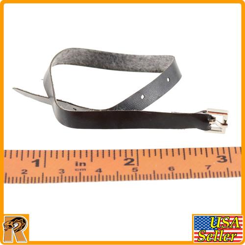 XM005 - Leather Pants Belt - 1/6 Scale -