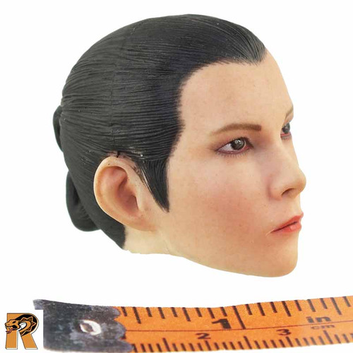 Female Ronin Nobushi - Head Sculpt - 1/6 Scale -