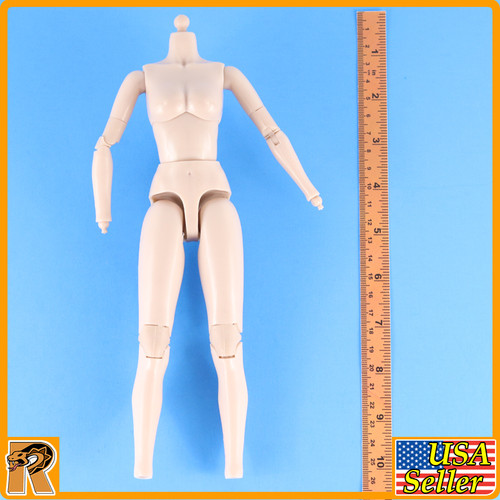 Female SWAT - Nude Body - 1/6 Scale -