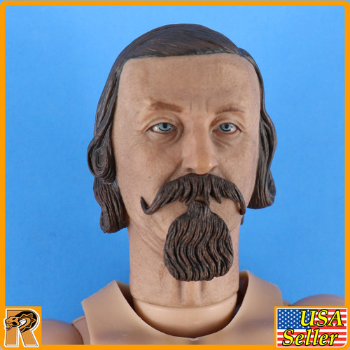 General George Pickett - Nude Figure & Extra Hands - 1/6 Scale -