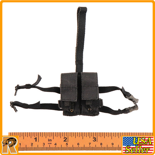 China SWAT Shandian Commando - Leg Ammo Pouch - 1/6 Scale -