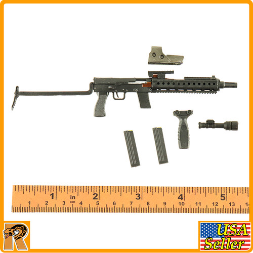 China SWAT Shandian Commando - Type 79 SMG - 1/6 Scale -