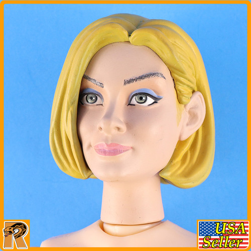 Danger Girl Abbey Chase - Female Nude Body - 1/6 Scale -