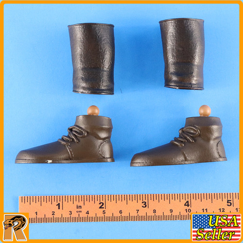Persian Empire Bowman - Boots & Armor *READ* - 1/6 Scale -