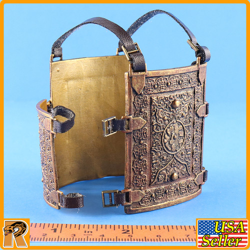Persian Empire Bowman - Metal Chest Armor - 1/6 Scale -