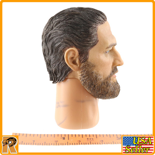 Persian Empire Bowman - Head w/ Neck *STAINS* - 1/6 Scale -
