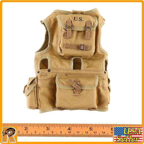 US Ranger Captain Miller - Ranger Vest - 1/6 Scale -