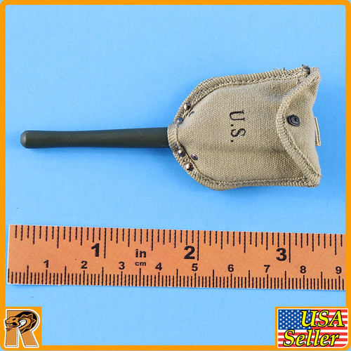 Reiben 2nd Ranger - Metal Shovel - 1/6 Scale -