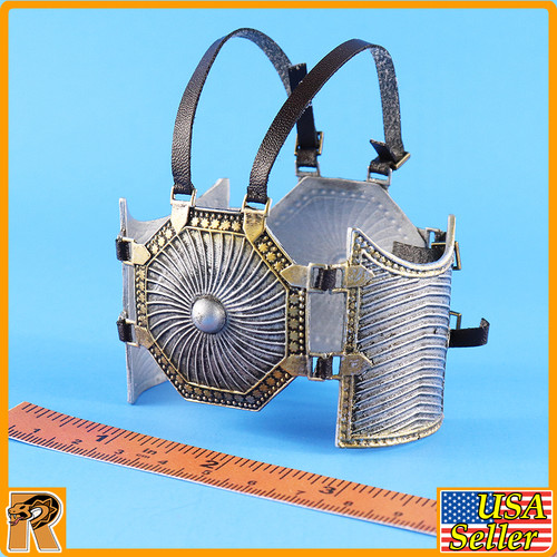 Persian Empire Soldier - Metal Chest Armor - 1/6 Scale -