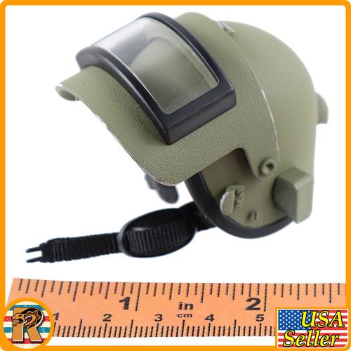 Anna Russian Battle Angel - Riot Helmet (Female) - 1/6 Scale -