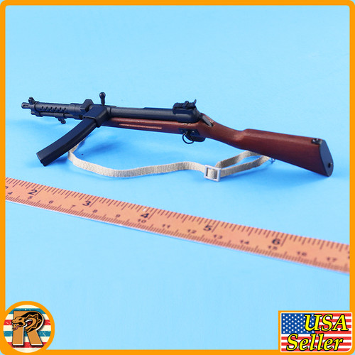 Okinawa 1945 - Type 100 Submachine Gun (Metal) - 1/6 Scale -