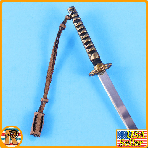 Okinawa 1945 - Samurai Sword (Metal) - 1/6 Scale -