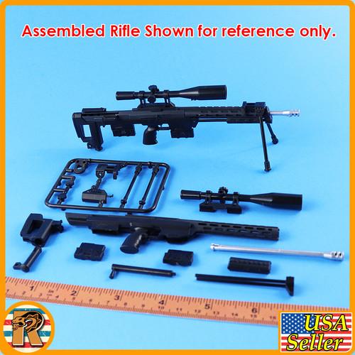 4D - DSR Sniper Rifle #2 - Model Kit - 1/6 Scale -