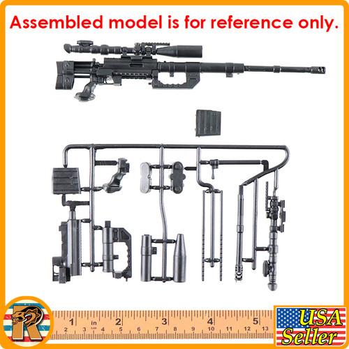 4D -M200 Sniper Rifle #9 - Model Kit - 1/6 Scale -