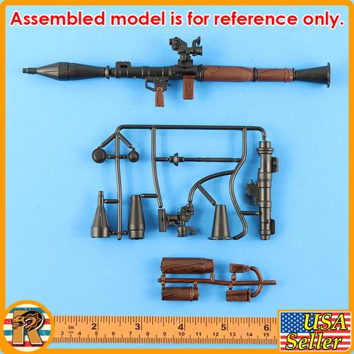 4D - RPG7 Launcher #10 - Model Kit - 1/6 Scale -