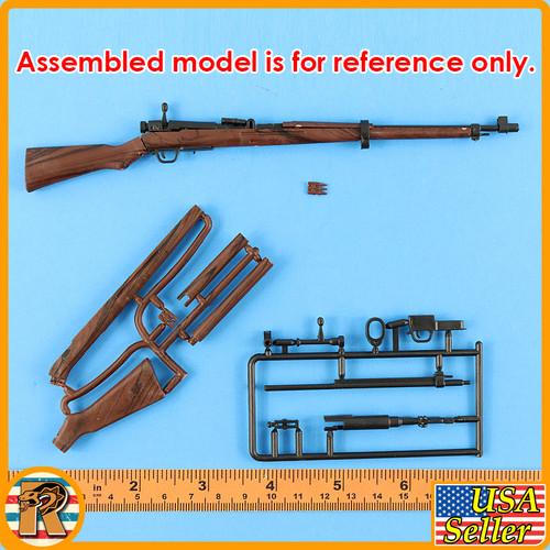 4D - Sanpachi Shiki Rifle #11- Model Kit - 1/6 Scale -
