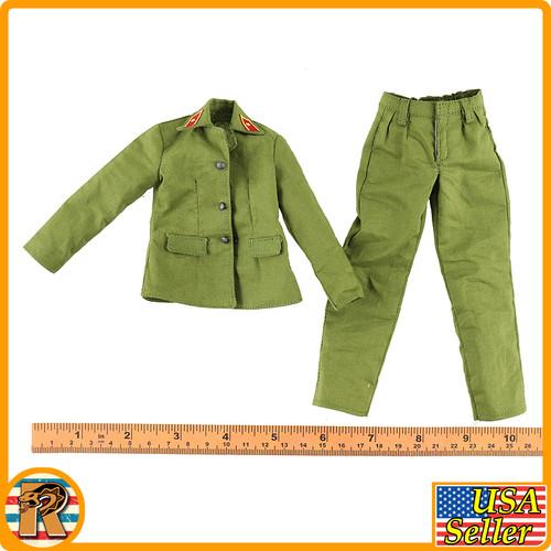 Female Medic Ten Sisters - Uniform Set - 1/6 Scale -