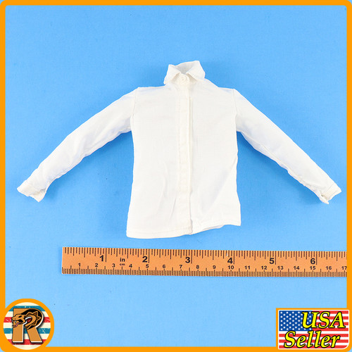 Female Medic Ten Sisters - White Shirt - 1/6 Scale -