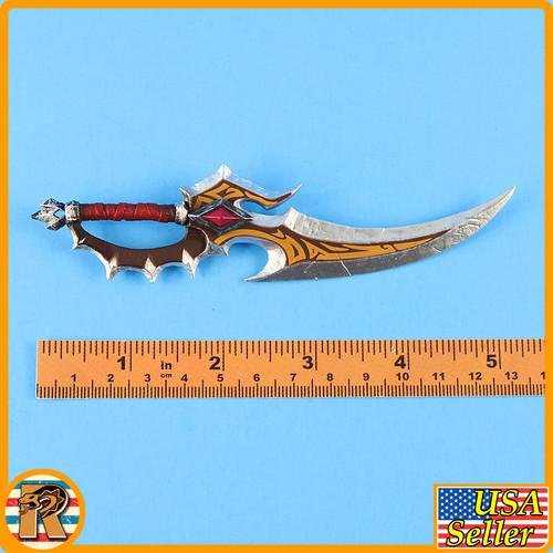 Garona Halforcen Female Orc - Sword - 1/6 Scale -