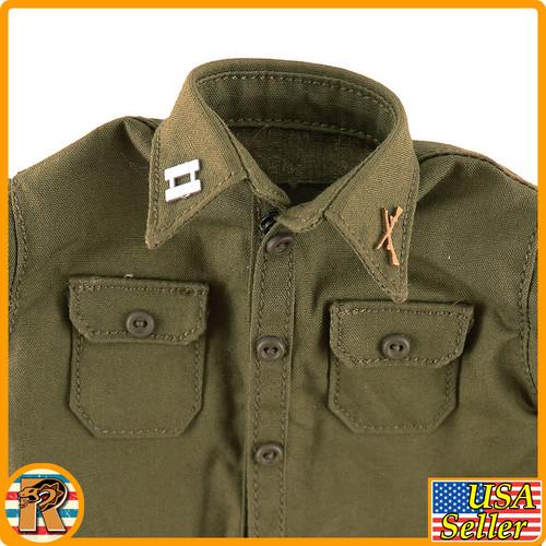 Easy Company Platoon Leader - Dress Shirt - 1/6 Scale -