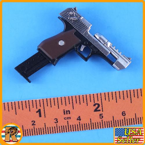 Lady Katana - Pistol w/ Mag - 1/6 Scale -