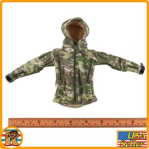 Miss Spetsnaz - Camo Hooded Jacket (Female) - 1/6 Scale -