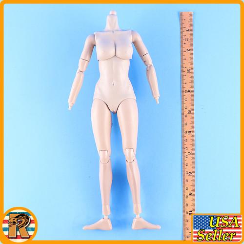 Miss Spetsnaz - Female Nude Body - 1/6 Scale -