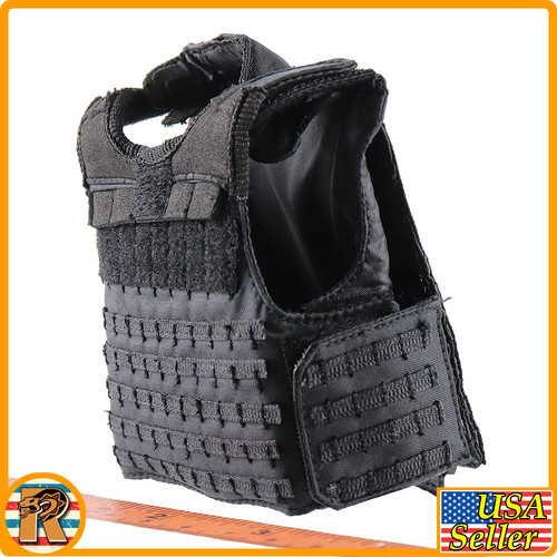 Tony Shield Disguise - Body Armor Vest w/ Light - 1/6 Scale -