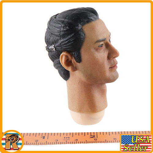 Qin Army Zhao Kuang - Head w/ Neck Joint - 1/6 Scale -