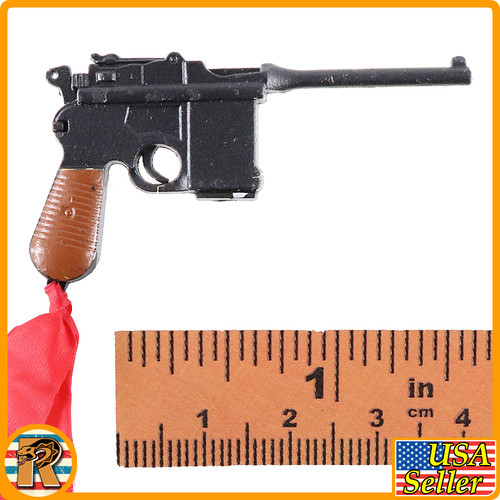 Sparks of Fire Firefly Seizure - Broom Handle Mauser (Metal) - 1/6 Scale -