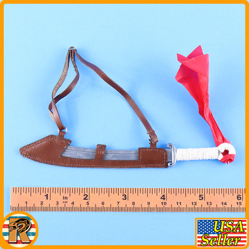 Sparks of Fire Firefly Seizure - Metal Sword - 1/6 Scale -