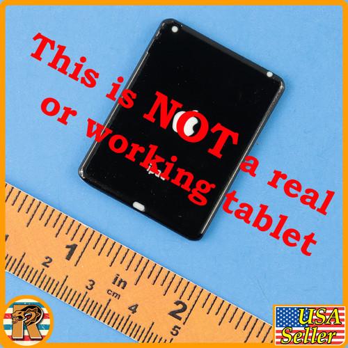 DP - Black Tablet #2 - 1/6 Scale -