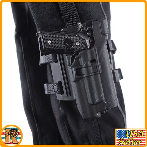 Snake Eyes - Combat Pants w/ Pistol - 1/6 Scale -