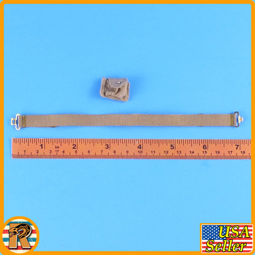 Blair Mayne SAS - Belt & Pouch - 1/6 Scale -