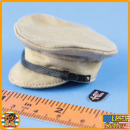 Blair Mayne SAS - Officer Hat w/ Patch - 1/6 Scale -